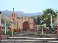 La Iglesia donde me bautizaron