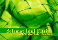 Ketupat Lebaran Hari Raya Idul Fitri Picture Wallpaper
