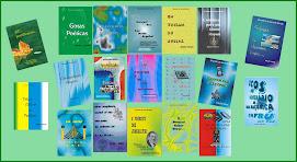 Capa de alguns livros