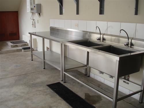 Jv inox equipos para la industria alimentaria for Lavadero de acero inoxidable