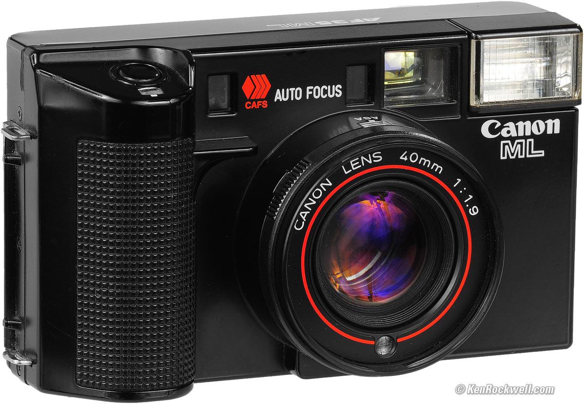 Canon Manual (FD mount, Non-EOS)--A-1, AE-1 Program, AE-1, T-70