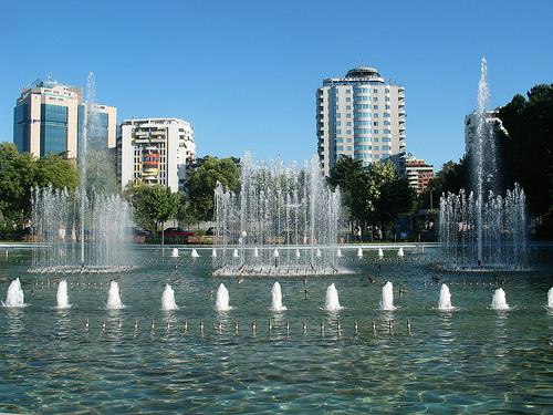 Foto nga Kryeqyteti jon Tirana  970_tirana+fountain