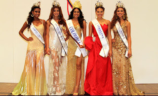 señorita colombia, miss universe, miss world, models