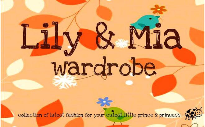 Lily & Mia Wardrobe