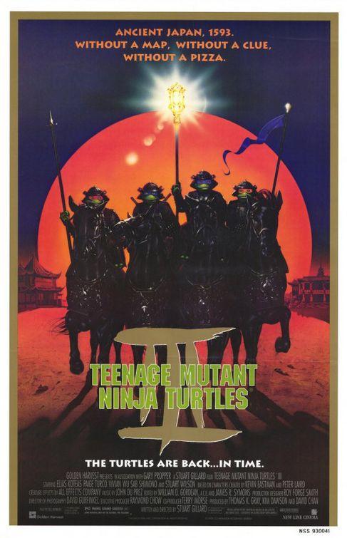Teenage Mutant Ninja Turtles III full movie