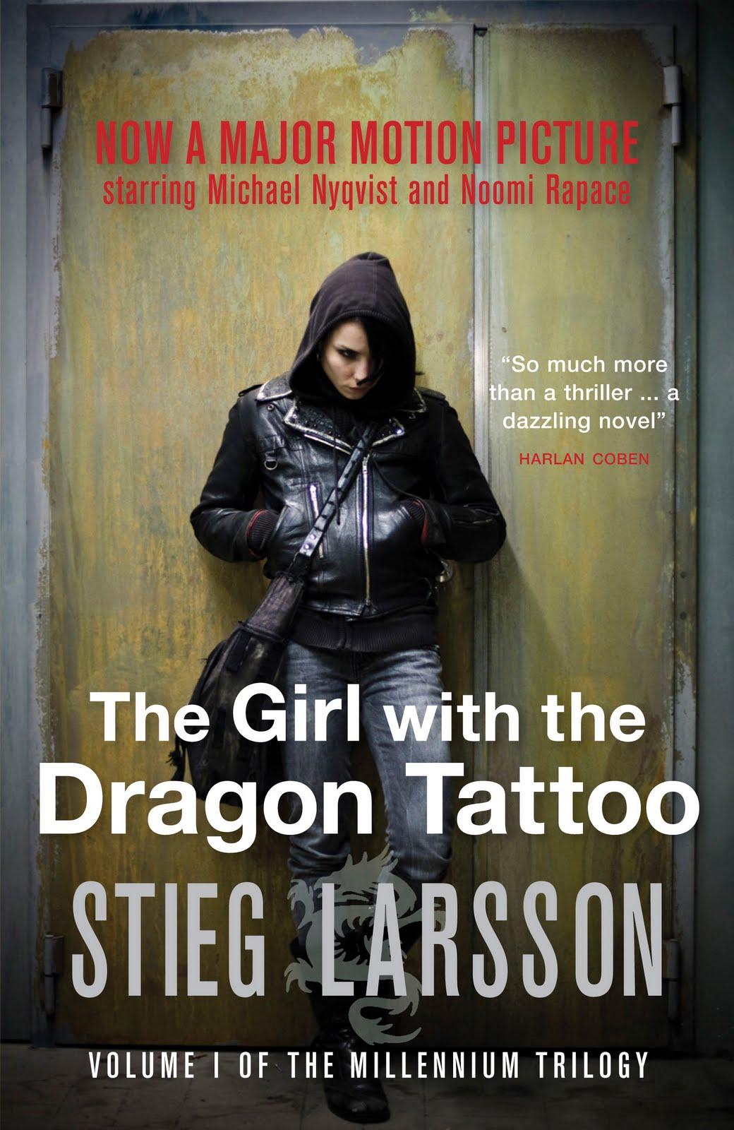The girl with the dragon tattoo rosenblum tv for Dragon tattoo book