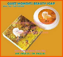 QUIET MOMENTS BEAUTY SOAP