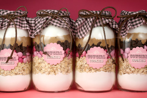 Cookie in a jar recipes