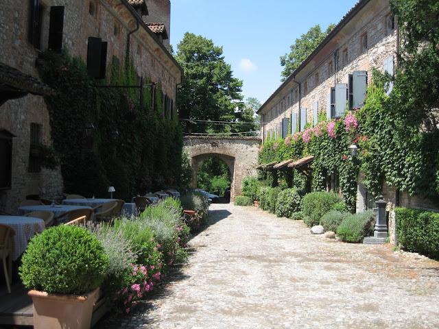 Havedagbogen: italiensk inspiration : )