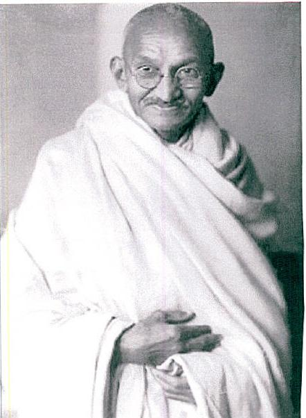 gandhi satyagraha and the western mind essay