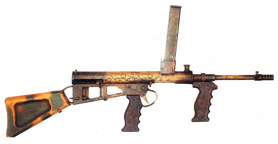 owen machine gun