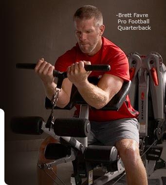 Brett Favre Shirtless
