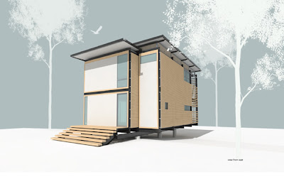Green Cabin Kits