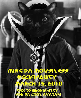 #SciFiPAWTY: Ming the Merciless