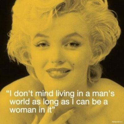 Celebrity Picture Quotes on Celebrity Image Marilyn Monroe  I Quote   Man S World  332394 Jpg