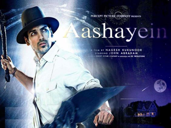 john abraham wallpapers. John Abraham in Aashayein