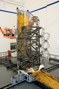 James Webb Space Telescope's optical telescope