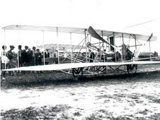 Wright military flyer