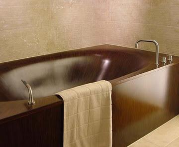 how to build a roman bathtub