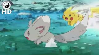 Pokemon Best Wishes Epis 1-14 pra baixa e ve online Pokemon_Best_Wishes_-_13