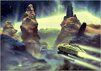 Chris Foss Illustrations and Sci-Fi Art