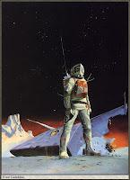 Fred Gambino Sci-Fi Artworks