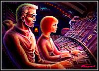 Gennady Tishchenko Sci-Fi Art