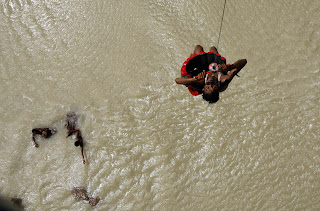 Photos: Armed forces rescue effort in Bihar UP CLOSE