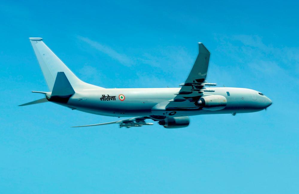 Livefist Indian Iff Sensor Delivered To Boeing For P 8i