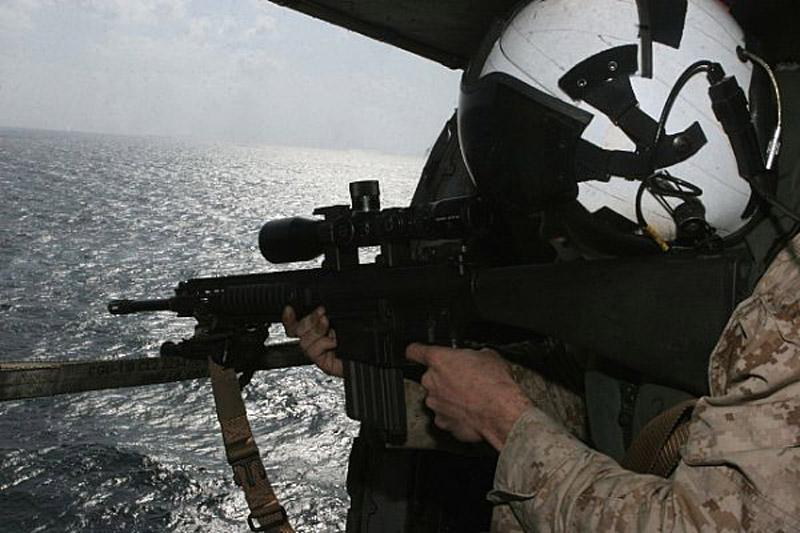 Piracy alert indian navy wants sniper rifles livefist
