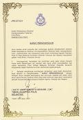 surat penghargaan drp PDRM kepada ksbk
