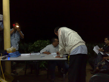 Ahli Mendaftarkan diri KSBK AGM  2010
