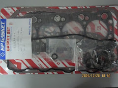 Mitsubishi 4D56-T Engine Full Set Gasket