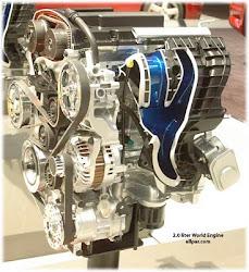 Mitsubishi 4B11 Engine