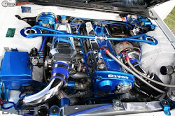 Nissan RB25-DET Engine