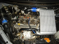 Daihatsu YRV Turbo K3-VET Engine