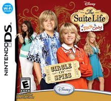 The Suite Life of Zack & Cody: Circle of Spies (USA)