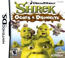 Shrek Ogres and Dronkeys (EUR)