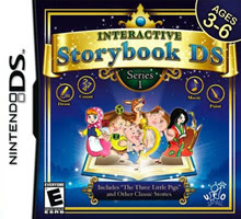 Interactive Storybook DS 1 (USA)