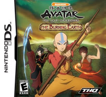 Avatar: The Last Airbender – The Burning Earth (USA)