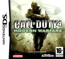 Call Of Duty 4 Modern Warfare  (FRA)