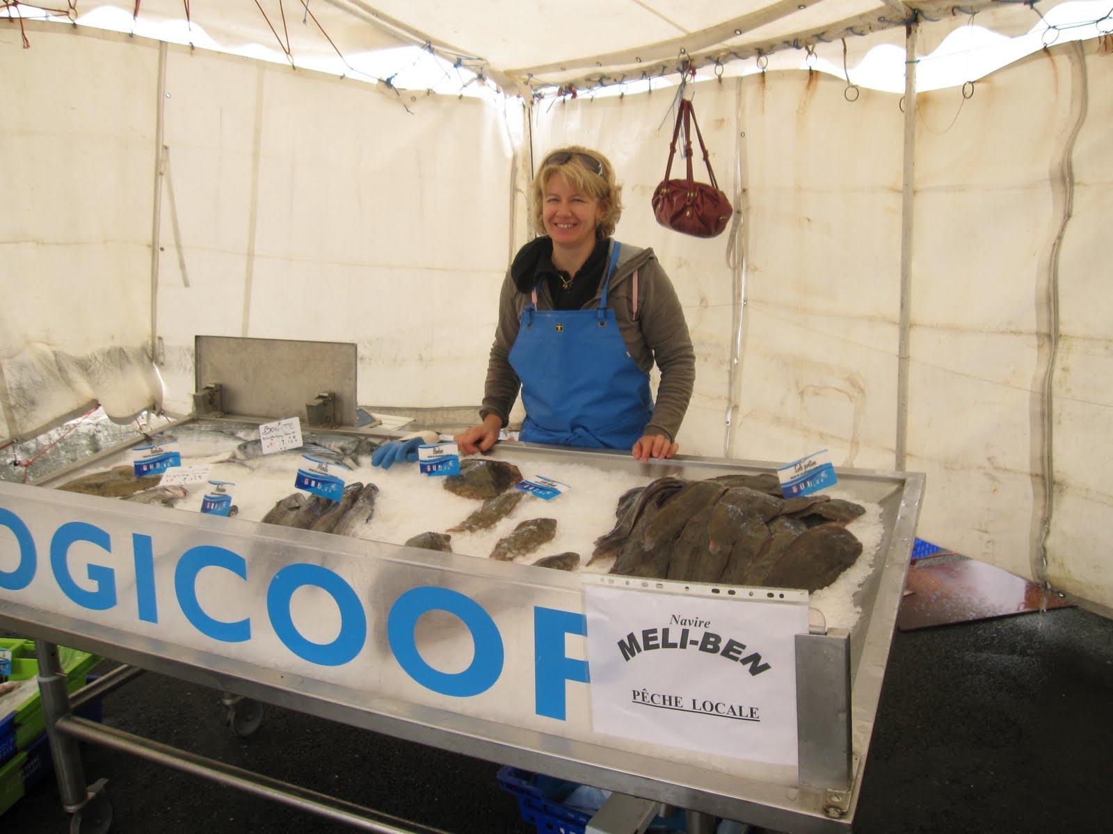 Pays basque au pays basque acheter son poisson en vente for Acheter des poissons