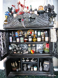 Salem Witch Cupboard