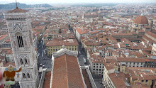 Top of Florence