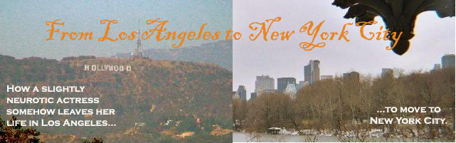 From Los Angeles to New York City