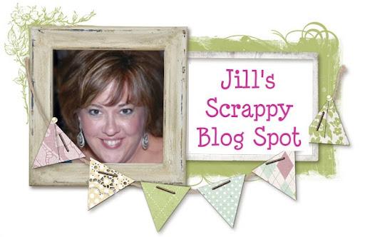 Jill's Scrappy Blog Spot