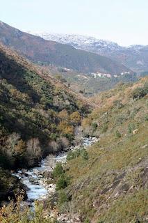 Serra e río da Peneda