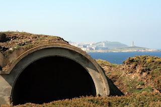 Batería y Torre de Hércules
