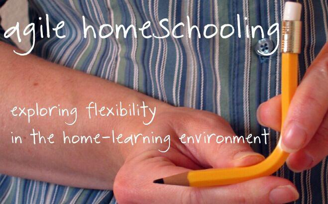 agile homeschooling