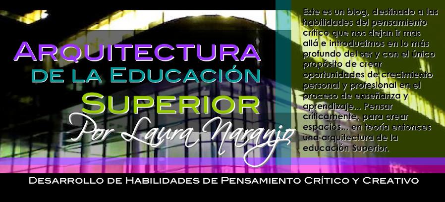Arquitectura de la Educación Superior